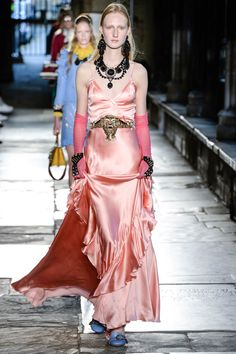 Sex, Snakes And Cloisters: Gucci Incites Desire (Vogue.co.uk)