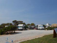 Area Attrezzata Marcheddhu Parking di Castrignano del Capo #giropercampeggi #campeggi #camper #tenda