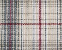 Burgundy,+Gray,+Tan+Madras+Cotton.+2½+Yards,+Plaid+Fabric.+Woven+Tartan+#Heritage
