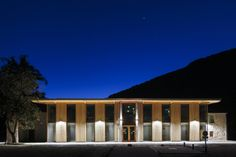 Gallery of Bastide d'Olette – House of the Regional Natural Catalan Pyrenean Park / INCA Architectes - 2
