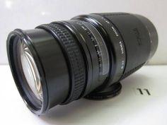 LS760BB SIGMA 75-300mm F4.5-5.6 AF-λ φ55 ジャンク_画像1