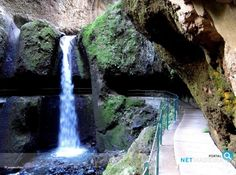 Levada nova Ponta do Sol Portugal, Waterfall, Awesome, Outdoor, Island, Sun, Wood, Photos, Outdoors
