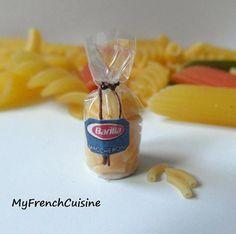 More mini pasta