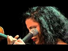Emel Mathlouthi - MondoMix Live Performance - Part - 1 (Paris - 31.01.2012)