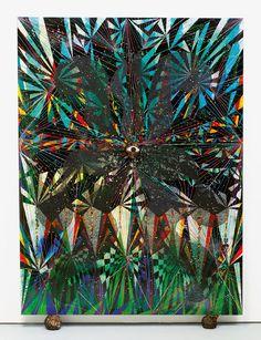 Creative Review - Chris Ofili at Tate Britain