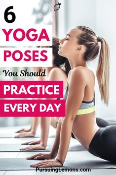 Looking to improve your yoga skills every day? These are the basic yoga poses yo. Looking to improve your yoga skills every day? These are the basic yoga poses you should practice daily so you can be more prepared for advanced yoga poses. Yoga Beginners, Workout For Beginners, Hiit, Yoga Fitness, Citations Yoga, Basic Yoga Poses, Advanced Yoga Poses, Home Yoga Practice, Morning Yoga Routine