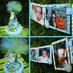 Boy Monkey Birthday Party Decorations by PartyOnPurposeShop, $228.90