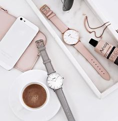 Good days start with coffee @clusewatches