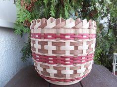 Wicker Baskets, Home Decor, Weaving, Decoration Home, Room Decor, Woven Baskets, Interior Decorating