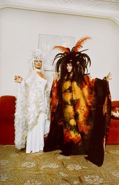 Leonor Fini, The Forgotten Bohemian Queen of Paris, with Bridget Bardot. Fantastic photos of her and her art.