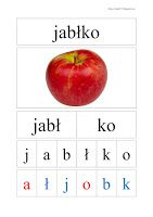 Polish Alphabet, Learn Polish, Special Education Activities, Thing 1, Speech Therapy, Travel With Kids, Kids Learning, Montessori, Diy And Crafts