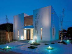designed by architect Edward Suzuki, and built by the main provider of housing, Daiwa House Kougyo
