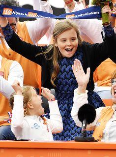 Dutch Princess, Royal Princess, Dutch Netherlands, Kings Day, Dutch Royalty, Three Daughters, Queen Maxima, Royal House, Family Life