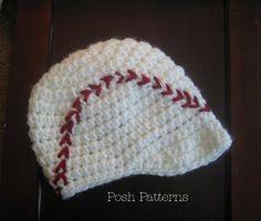He encontrado este interesante anuncio de Etsy en https://www.etsy.com/es/listing/98781523/crochet-pattern-baseball-hat-newsboy-hat