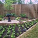 Small Easy Maintenance Garden Ideas