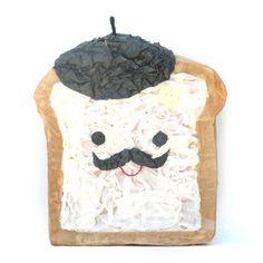 French Toast!!!!!   Paaahahaaaa.  WEE WEEE LOL