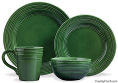Evergreen Casual Classics Dinnerware