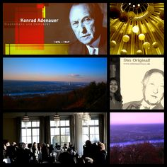 Schloss Nörvenich zu Gast auf dem Petersberg - Gedenktag zum 141. Geburtstag vom ehemaligen Bundeskanzler Konrad Adenauer