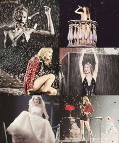 The last performance from each tour! This is Fearless, and it makes me want to Speak Now, oh my I think I'm turning RED... ;) -S