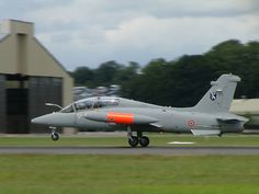 The Aermacchi MB-339 is an Italian military trainer and light attack aircraft. It was developed as a replacement for the earlier MB-326.