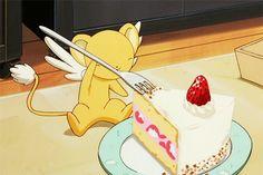 Ni creas que te voy a dar de mi pastel!!!!