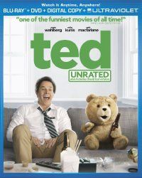 Ted (Two-Disc Combo Pack: Blu-ray + DVD + Digital Copy + UltraViolet). Available from The Movie Den with over 17 Thousand Titles. TheMovieDen.com