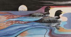 Watercolor Paintings & Art Prints of Alaska Birds | Bardarson Studio