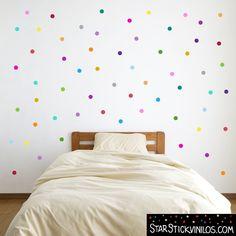 Vinilo infantil - Confeti www.starstickvinilos.com