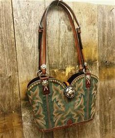Cowboy Boot Purses Bing Images