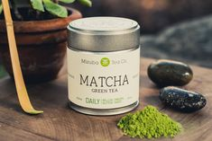 Start by making Matcha part of your daily routine. Essential for anyone looking for a lifestyle centered around wellness, this fresh and delicious tea is perfect for your morning fix or afternoon lull