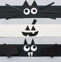 DIY Halloween Headba