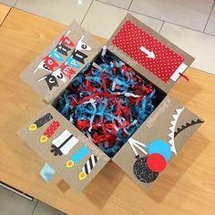 Cajas sorpresas  + msj secreto  una idea perfecta para dar un detalle diferente!