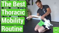 The Movement Fix is on instagram @themovementfix The BEST Thoracic Mobility Routine | Ep. 80| Movement Fix Monday This week on Movement Fix Monday I want to bring a lot of pieces together. I commonly show a certain way to tweak a lift or a way to think about movement or a specific drill. What gets lost in doing that, ... Read More