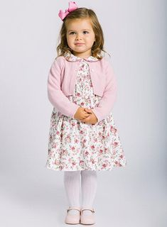 Little Pink Rose Arabella Smocked Dress Kids Outfits Girls, Little Girl Outfits, Toddler Girl Outfits, Kids Maxi Dresses, Kids Dress Wear, Vintage Baby Clothes, Cute Baby Clothes, Baby Girl Fashion, Kids Fashion