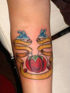 1000 images about sewing tattoos on pinterest sewing for Zombie tattoo machine