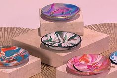 The Chew Clinton's Craft Corner: Watch Clinton Kelly make marbled clay jewelry dishes on the Tuesday, May 16, 2017.