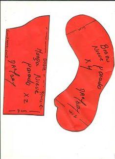 Nieve Parado - Aprendamos Juntos Christmas Art, Christmas Stockings, Dory, Holiday Decor, Pattern, Felt Dolls, Fabric Dolls, Baby Doll House, Papa Noel