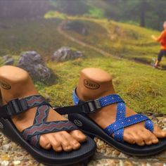 On the trail, on the river, and in the streets, Chacos are an all around great sandal. The new patterns are here! Don't wait till spring... the best patterns will be out the door before we know it! #alpineshop