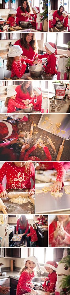 Every year I give my clients the option of an add on in home holiday mini session!These are always so much fun.The kids always have a blast and I actually almost left without being paid we were having so much fun lol!These girls are the sweetest that can be and I loved seeing them get silly…