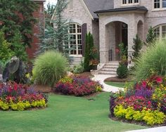 Landscape Ideas for Front of House: Coolest Landscape for Your Inspirations: Landscape Design Ideas for Front Yards – H-eich
