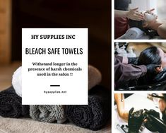 Discover Bleach-proof towels in various colors for Beauty, Nail, and Tanning Salon Shops in Wholesale deals !! #salontowels #blackbleachsafetowels #manicuretowels #nailtowels #bleachresistanttowels #beautysalon #tanningsalonsupplies Beauty Industry, Towels, Bleach, Salons, Manicure, Nail, Color, Nail Bar, Lounges