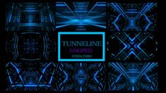 Tunneline background VJ Pack  #Award, #Blinking, #Blue, #Celebration, #Dance, #Event, #Fantasy, #Fashion, #Light, #Music, #Particle, #Party, #Rightbox, #Sparkles, #Stage, #Vj