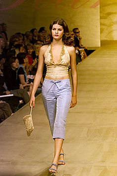 Blumarine | Spring 2000 Ready-to-Wear Collection | Style.com