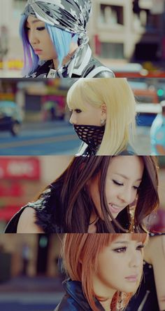2NE1 - HAPPY MV Come visit kpopcity.net for the largest discount fashion store in the world!!
