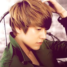 Kyuhyun..so handsome and amazing voice