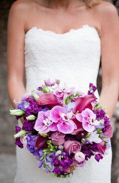 Glamorous Purple