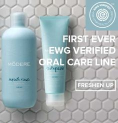 Oral Care Line - Freshen Up  https://www.modere.com/?referralCode=217887
