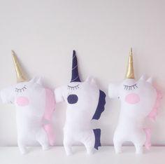 Large Magical Handmade Unicorn Plush/Cushion soft toy