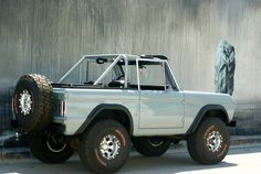 Classic ford early bronco