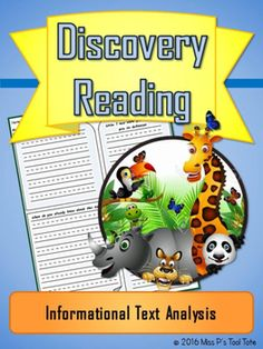 Designed to enhance reading comprehension, this product is a customize-able…